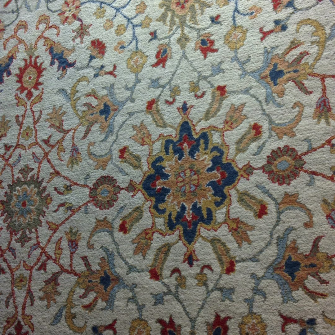 The HomeGoods Mobile Application - colorful rug