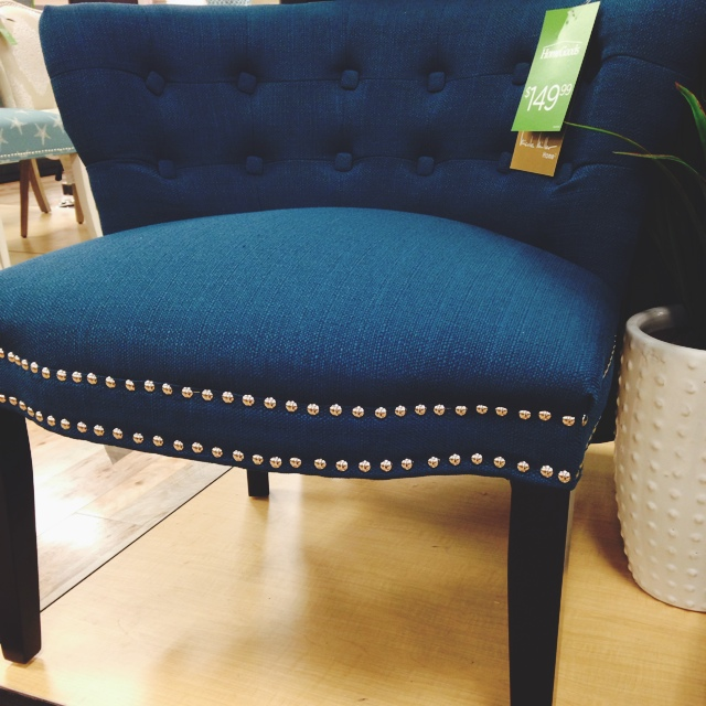 The Homegoods Mobile Application Nicole Miller Chair