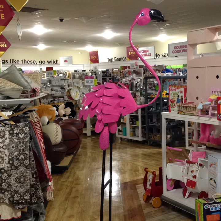 The homegoods mobile application pink flamingo for Home goods mobile