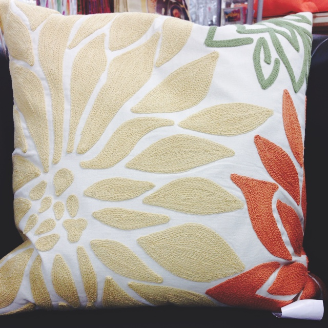 The HomeGoods Mobile Application - Decorative Pillow