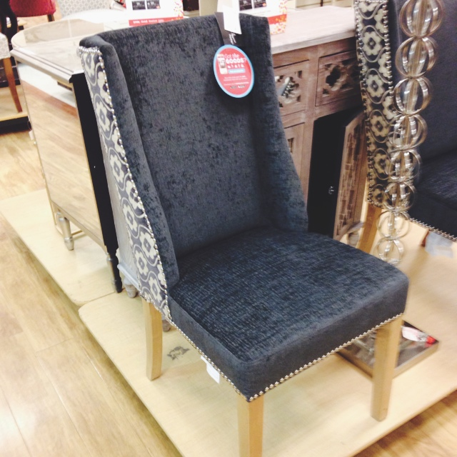 The HomeGoods Mobile Application Nicole Miller Dining Chair